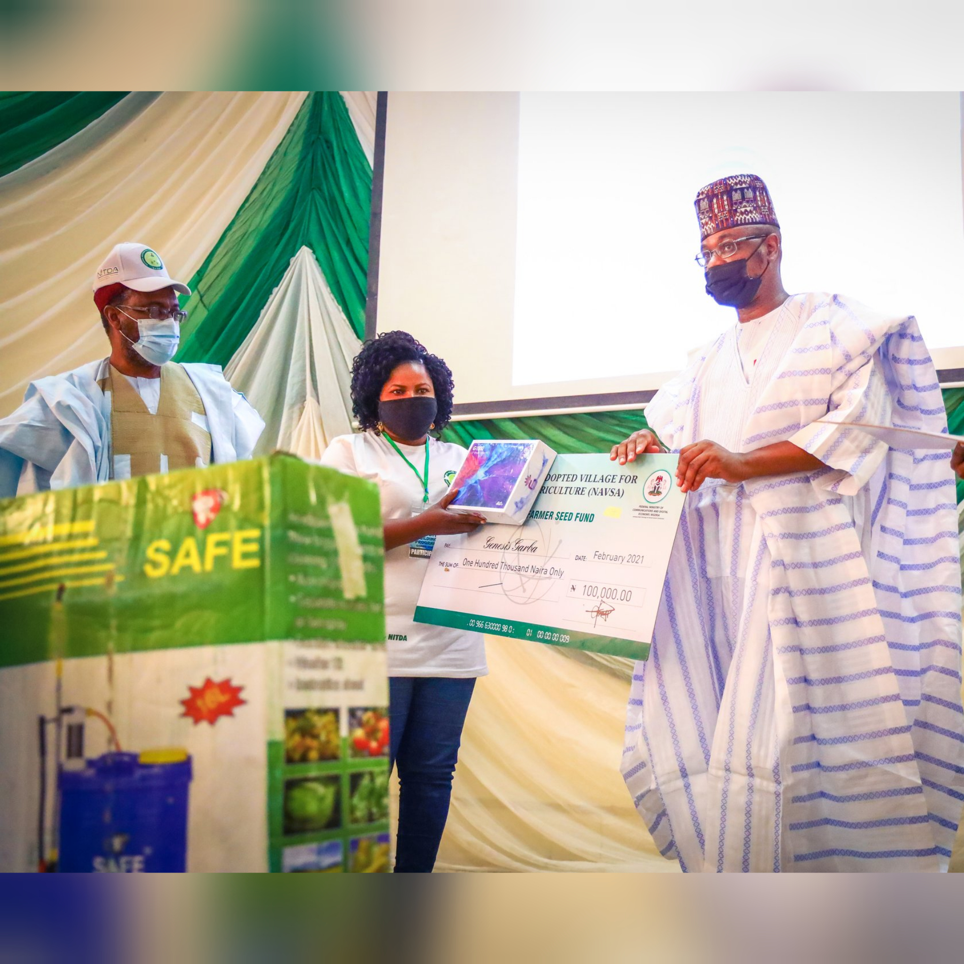 NAVSA Programme: Farmers To Be Trained On Smart Agriculture