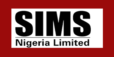 SIMS Nigeria Limited - 3 Job Positions (Apply Online)