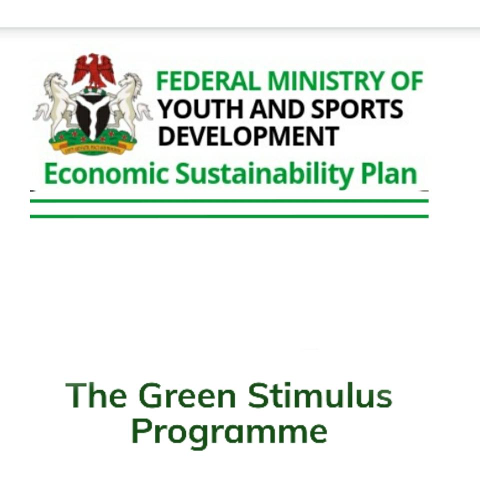 Green Stimulus Programme Application Portal