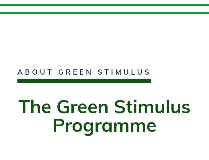Green Stimulus Programme