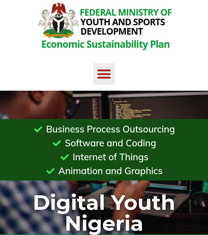 Digital Youth Nigeria programme