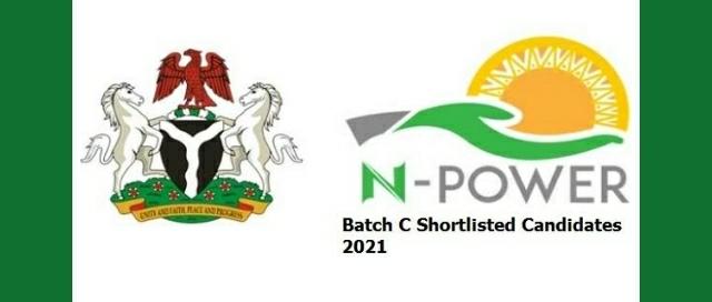 N-Power Batch C Shortlist