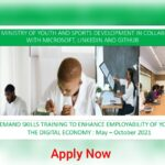 FG Youths Skills Training: FMYSD Partner With Microsoft And Others On Youths Skills Training