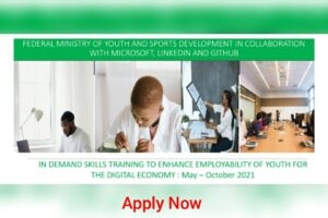 Youths Skills Training
