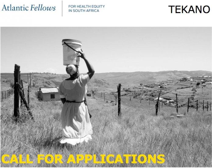 Atlantic Fellows for Health Equity in South Africa (AFHESA) Fellowship Program