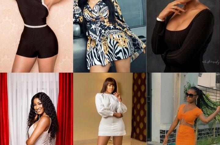 Big Brother Naija Most Female Housemates