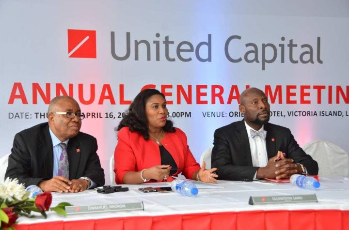 United Capital Group Plc - Graduate Trainee Program 2021