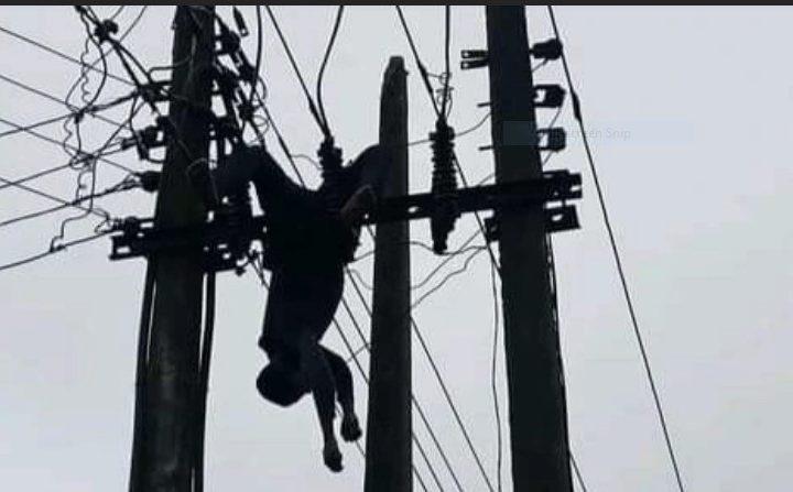Man Electrocuted To Death Today In Ikot Ekpene