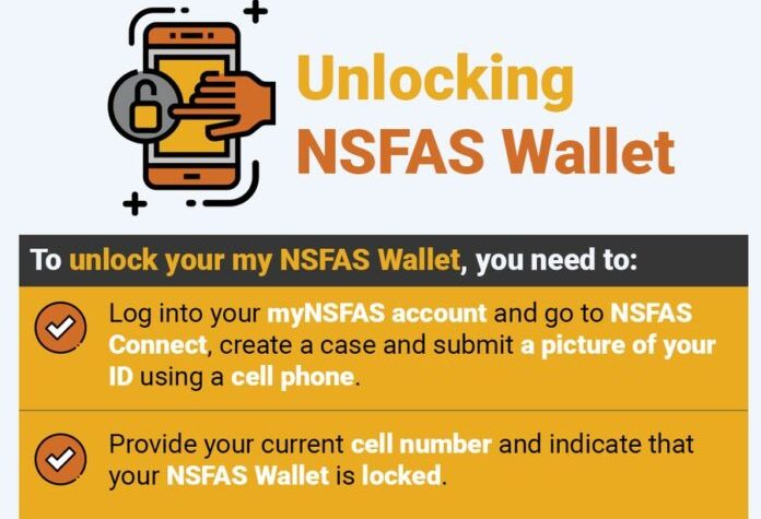 How Register, withdraw cash, Unlock, Reset And Check Your NFSAS Wallet 2021