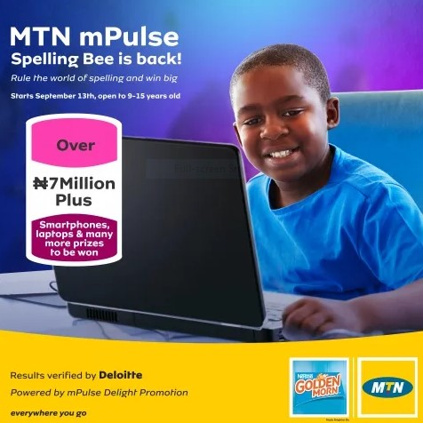 2021 MTN mPulse Spelling Bee Competition