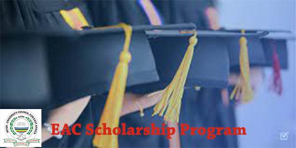 EAC Scholarship Program 2021/2022