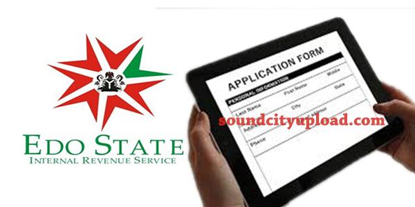 EIRS Recruitment Application Form 2021