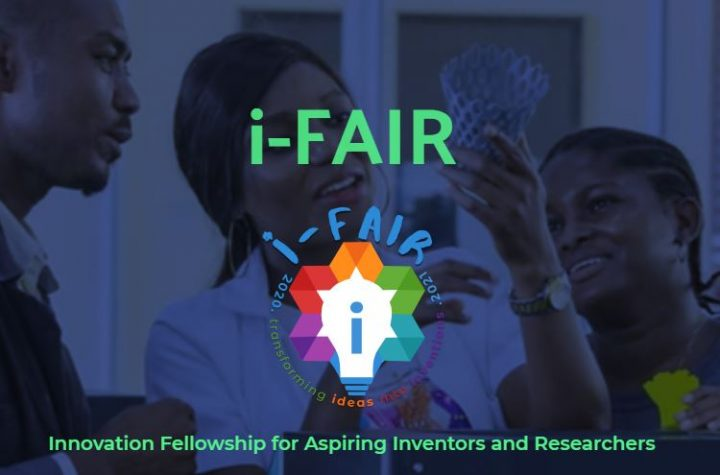 Innovation Fellowship for Aspiring Inventors and Researchers (i-FAIR) 2021/2022