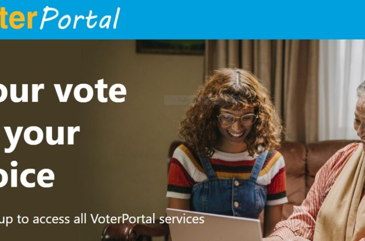 South Africa Voter Registration
