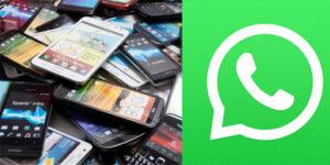 51 Phones WhatsApp Will Block from November 2021